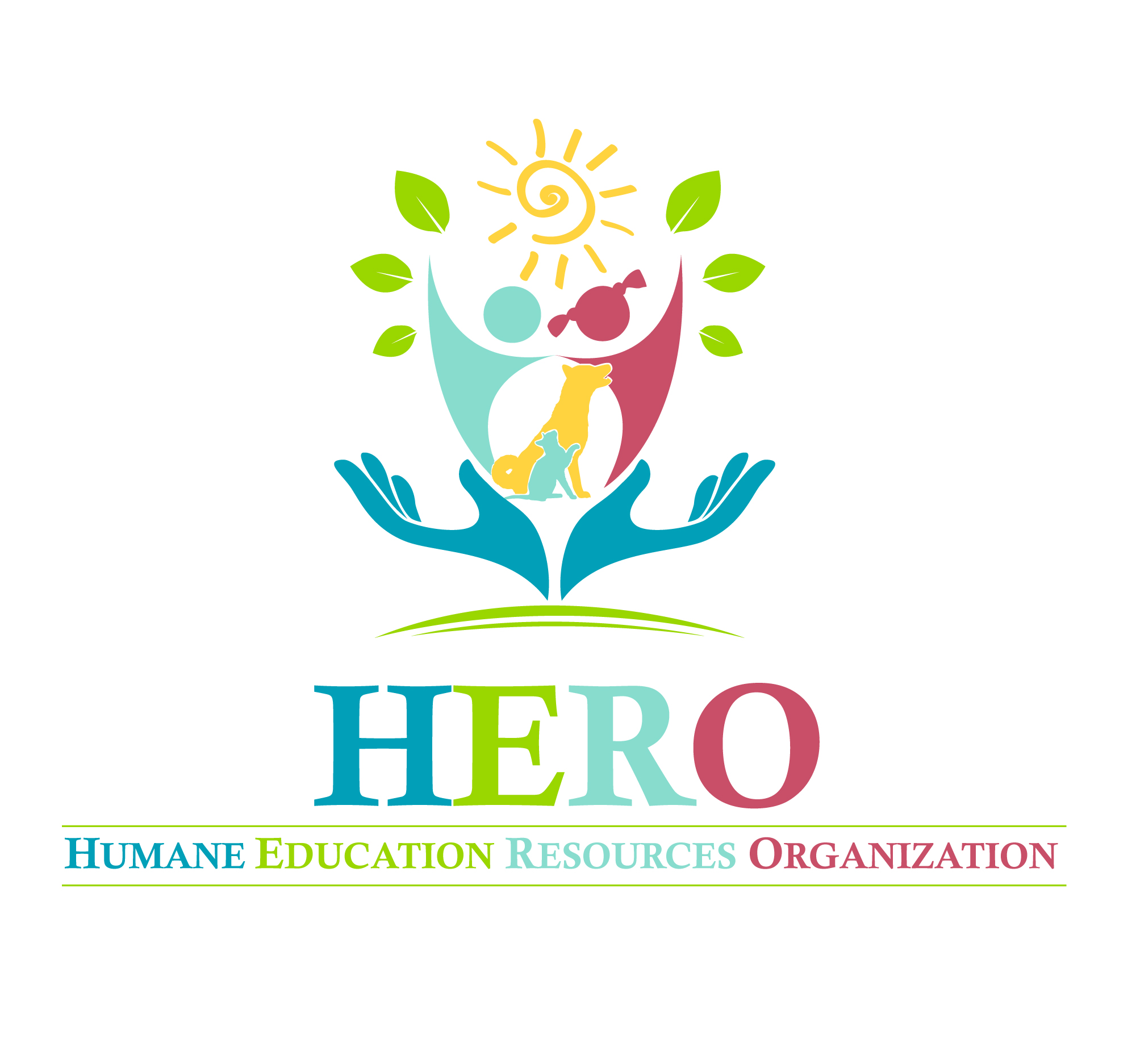 Humane Education Resources Org logo